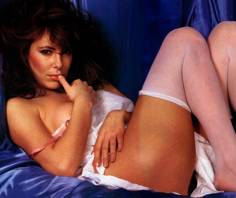 Ana Obregón Desnuda Posado Erótico Playboy 9