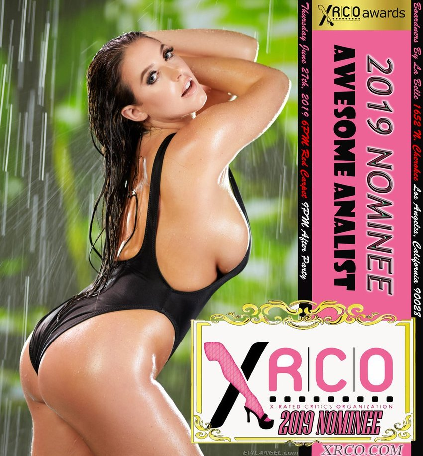 Galardones premios XRCO Awards 2019