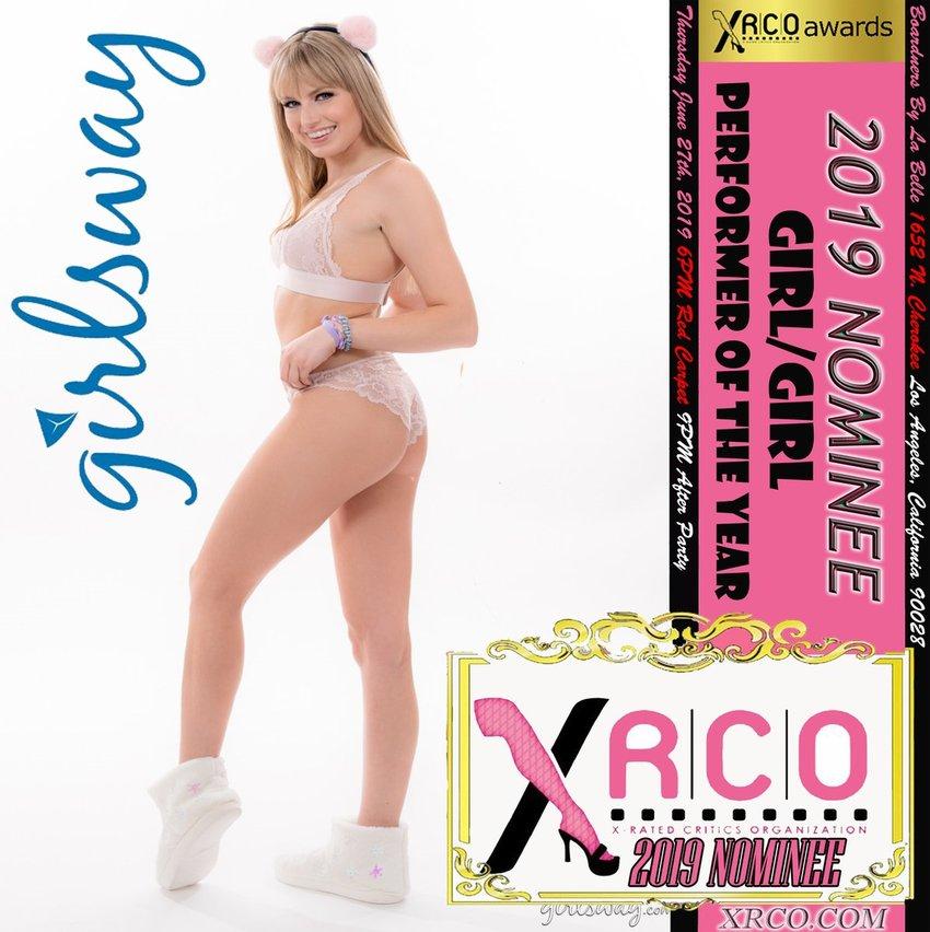 Lista ganadoras premios XRCO Awards 2019
