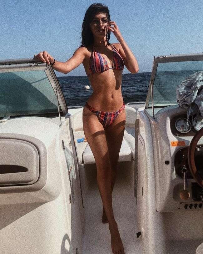 Lucía Rivera cuerpo modelo