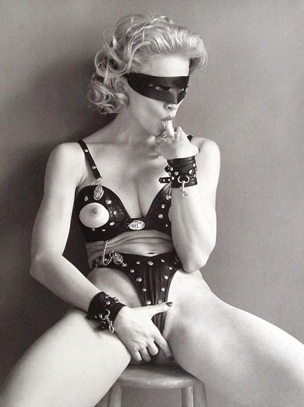 Madonna fotos eróticas