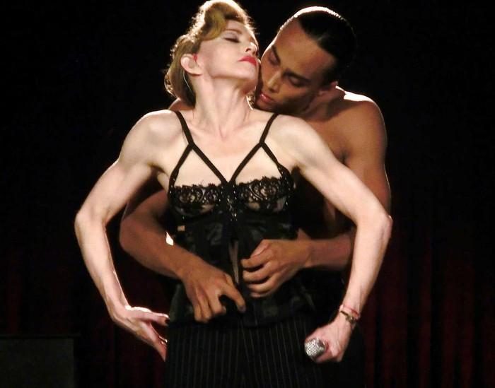 Madonna reina Pop