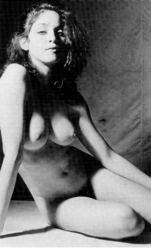 Madonna sesión fotográfica erótica