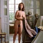 Paz Gómez desnuda