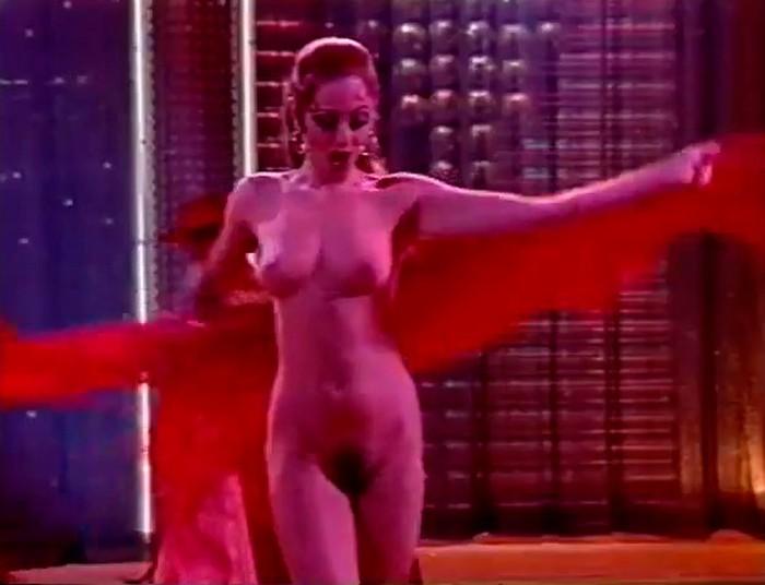 Yolanda Ramos desnuda en televisión