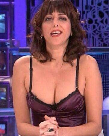 Yolanda Ramos escotes televisivos