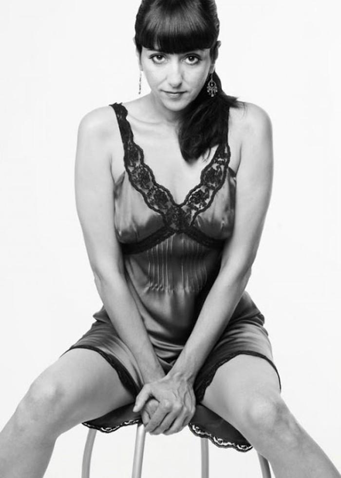 Yolanda Ramos fotografía erótica