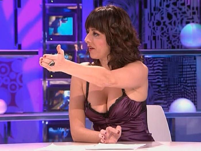 Yolanda Ramos humorista española