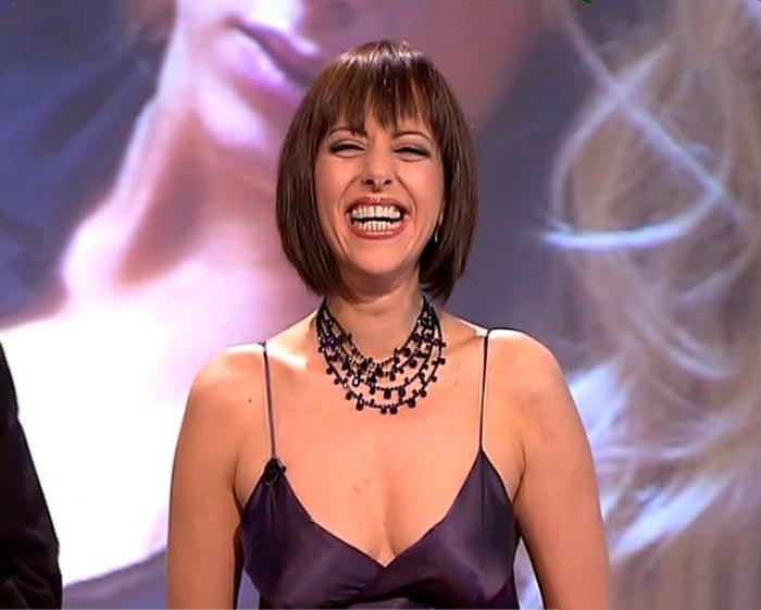 Yolanda Ramos pechos televisión