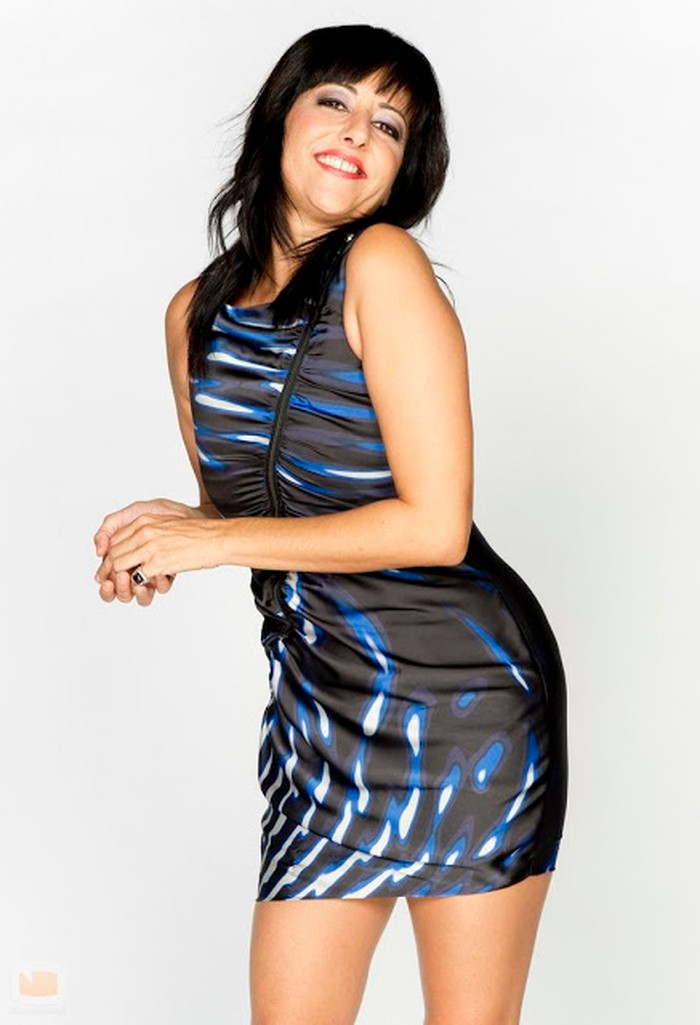 Yolanda Ramos presentadora española
