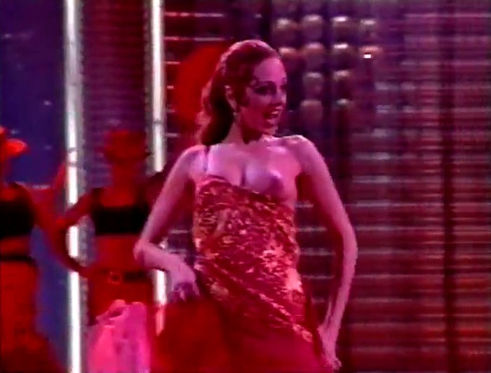 Yolanda Ramos vedette erótica
