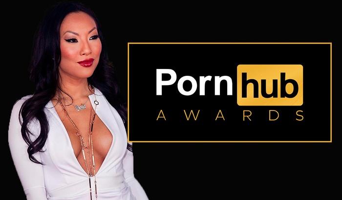 Asa Akira nominaciones PornHub Awards 2019