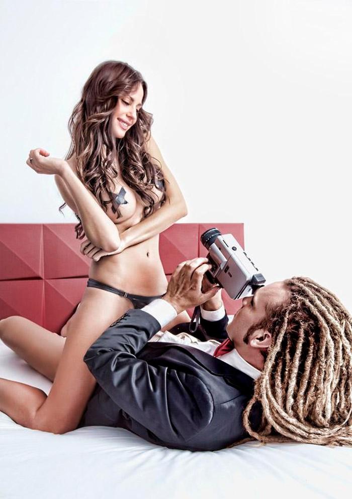 Begoña Alonso modelo erótica