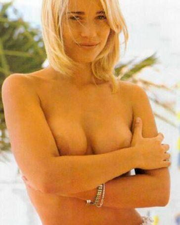 Carla Hidalgo actriz años 2000