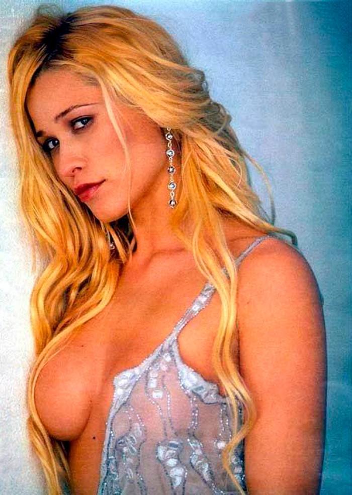 Carla Hidalgo vestido provocativo
