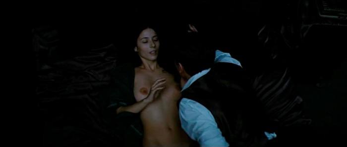 Escenas sexuales de Bárbara Goenaga