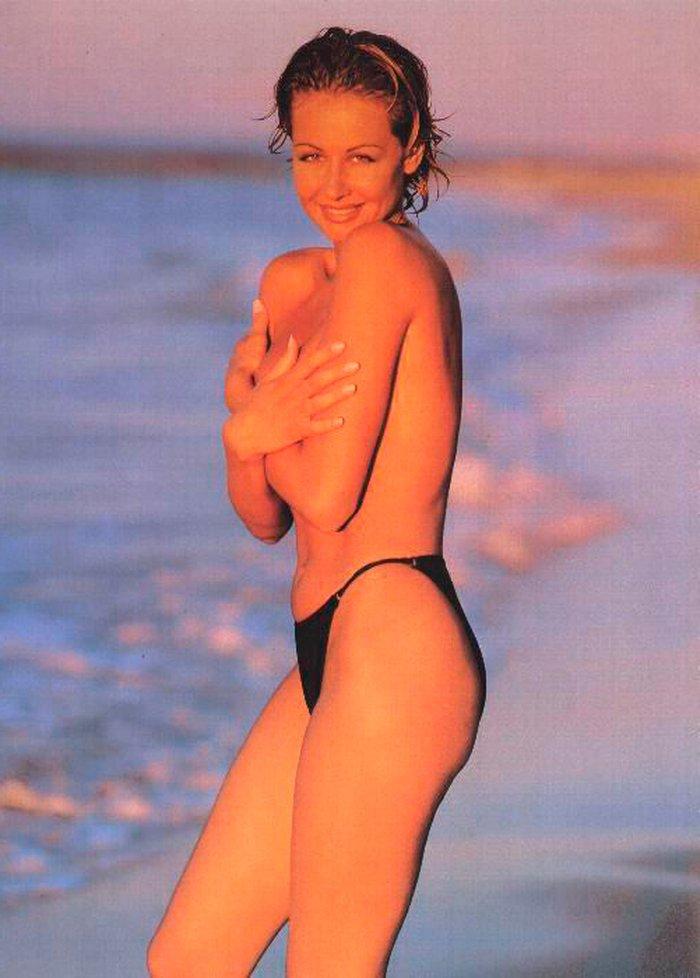 Esther Arroyo Miss España 1990
