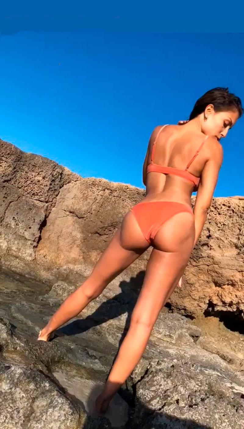 Hiba Abouk Bikini Provocativo Sexual 4