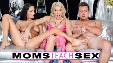 Mom Teach Sex