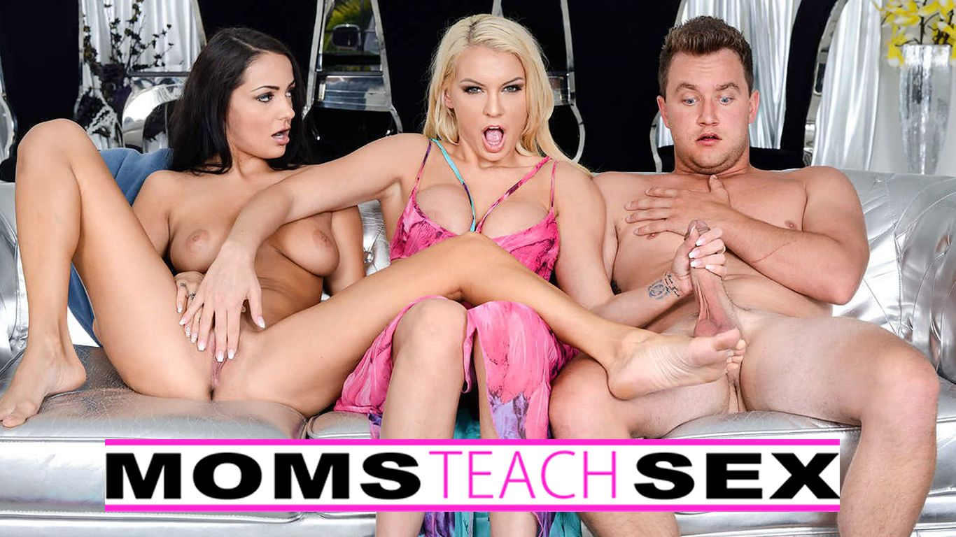 Mom Teach Sex