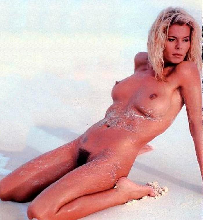 Bibiana Fernández desnuda Interviu