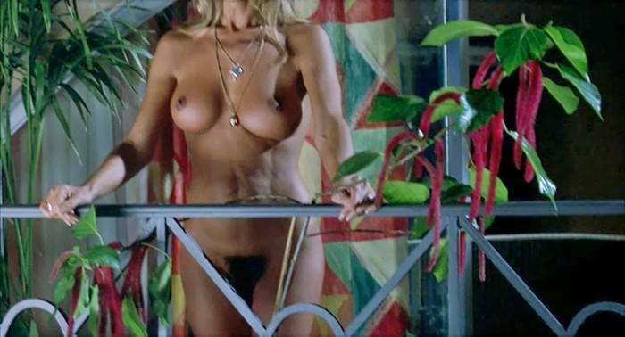 Bibiana Fernández desnuda