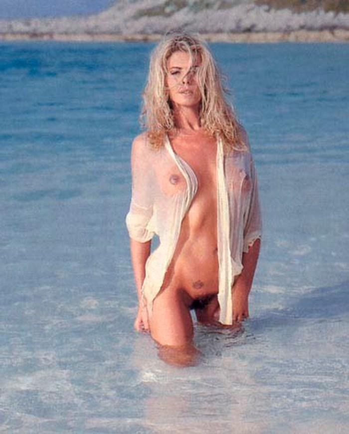 Fotos sexuales Bibi Andersen