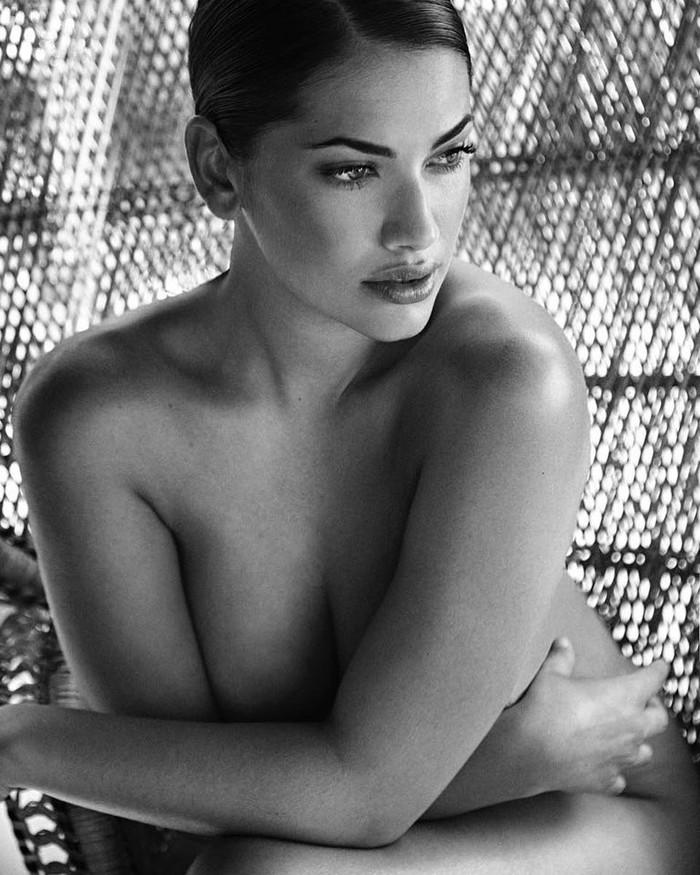 Lorena Durán modelo Plus Size