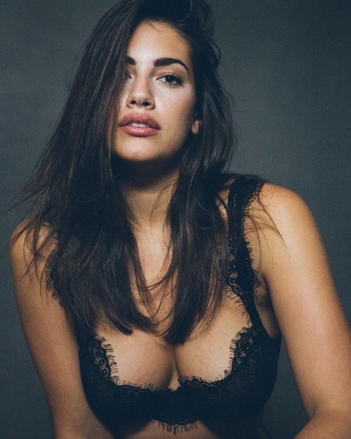 Lorena Durán modelo curvy Victoria's Secret