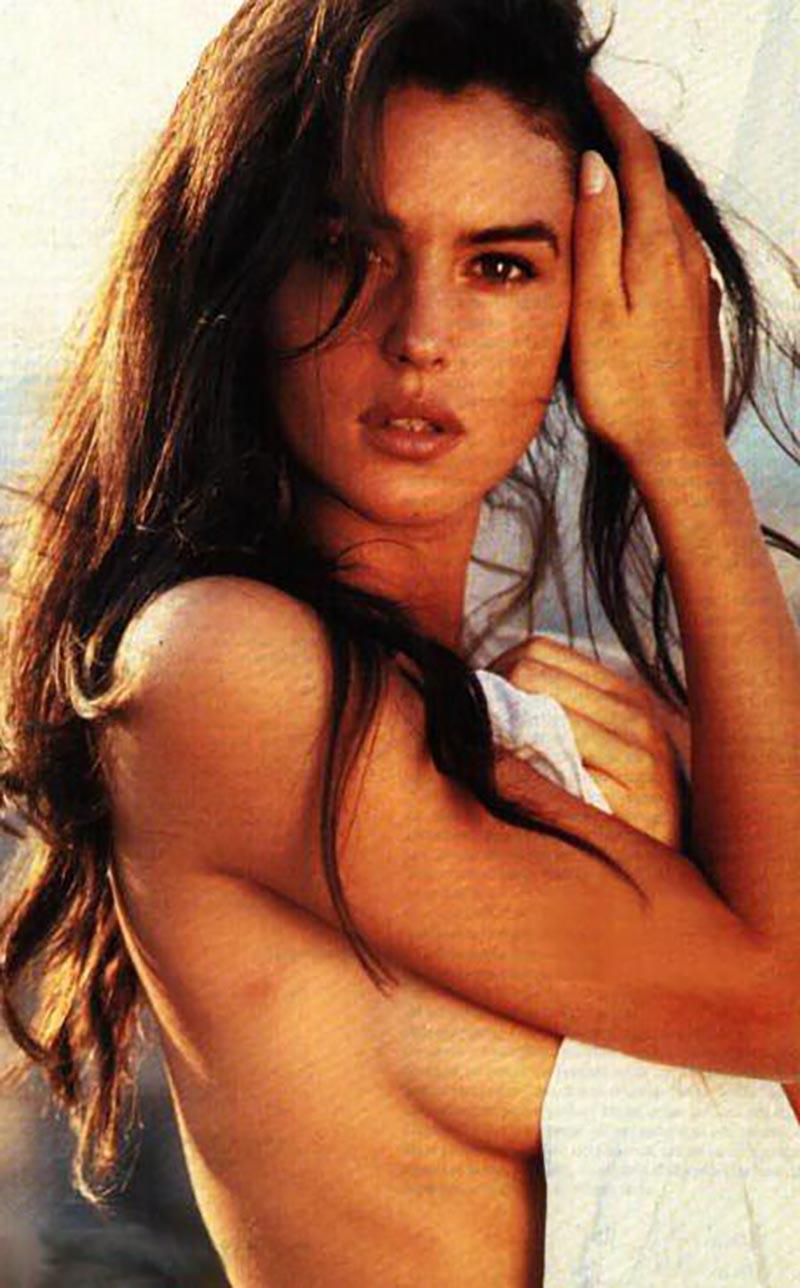 Monica Bellucci Bellísima Atractiva Musa Italiana 2