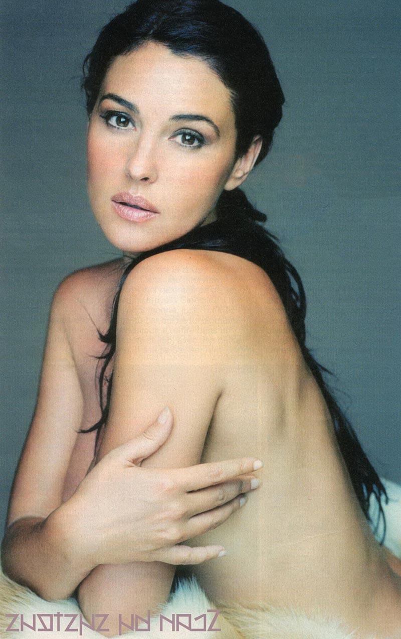 Monica Bellucci Bellísima Atractiva Musa Italiana 4
