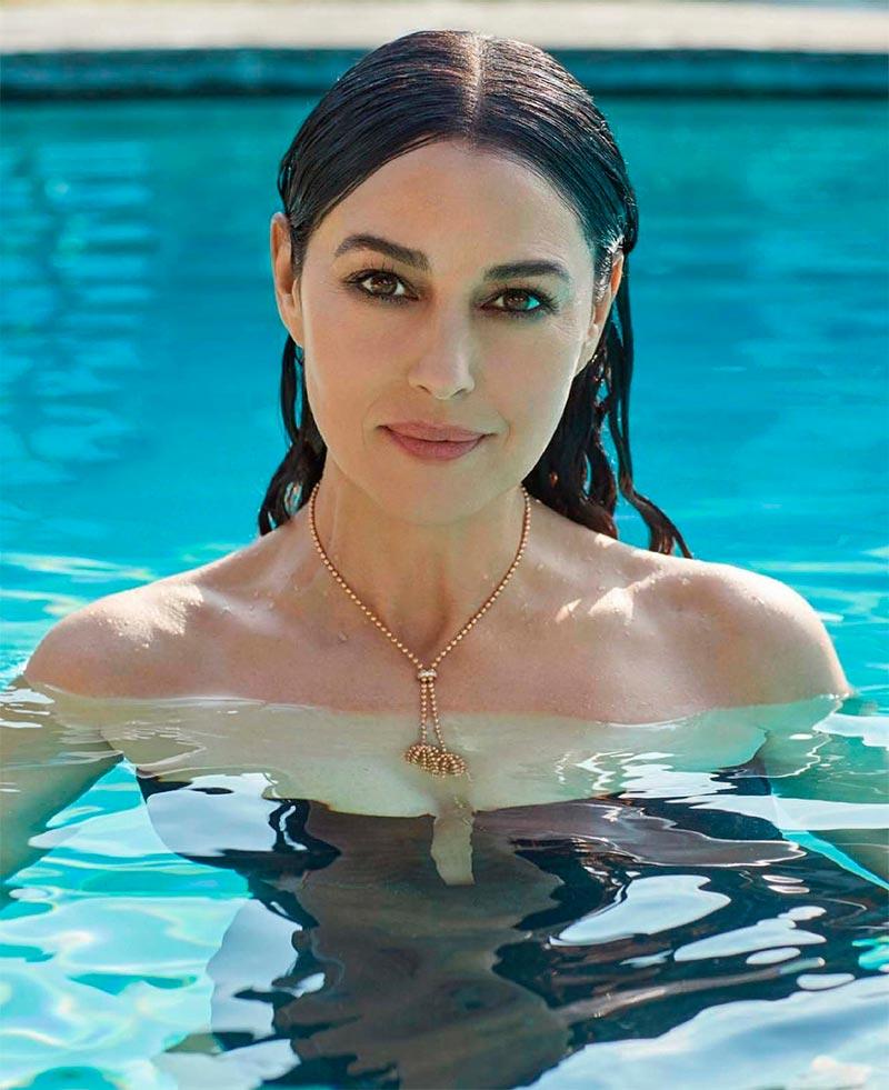 Monica Bellucci Bellísima Atractiva Musa Italiana 6