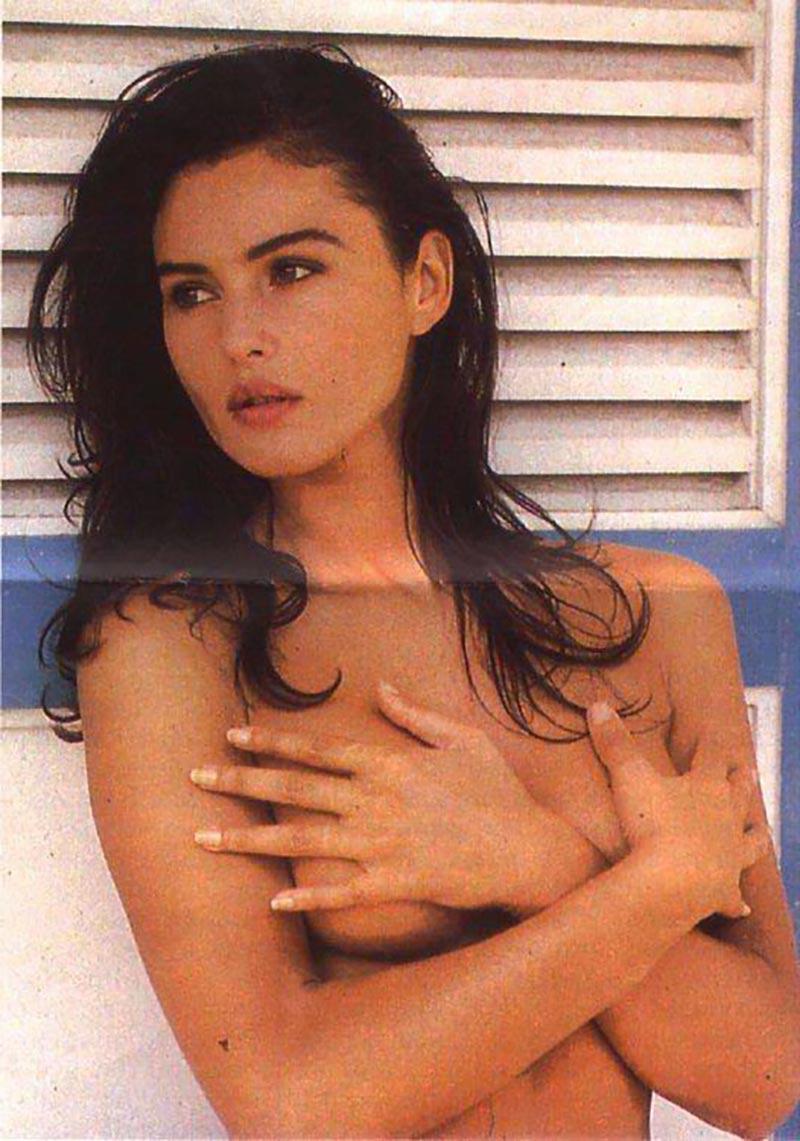 Monica Bellucci Diva Italiana Atractiva Modelo 2