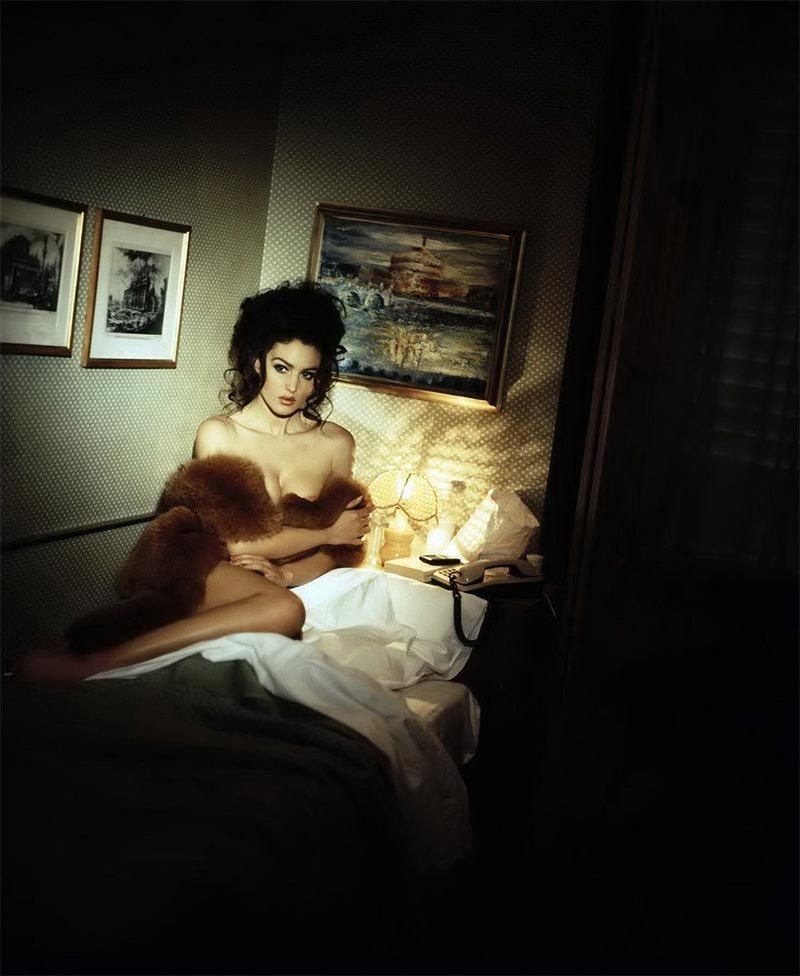 Monica Bellucci Fotos Eróticas Revista Moda 4
