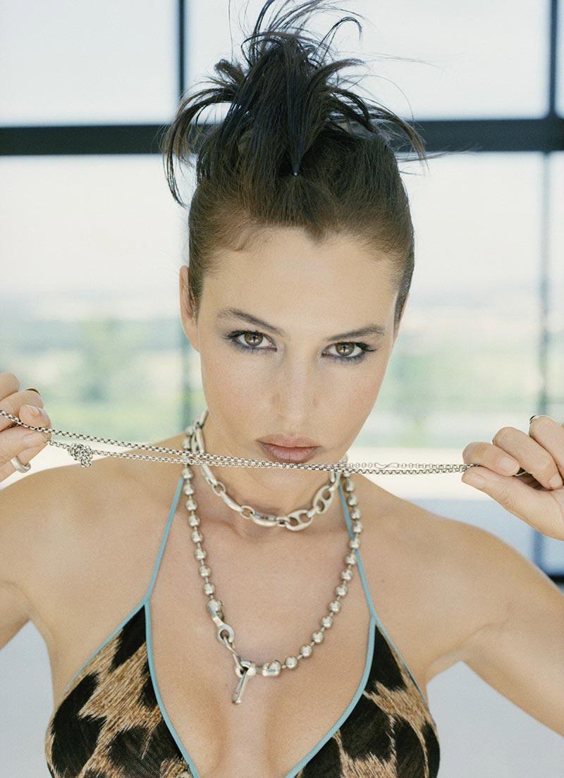 Monica Bellucci Fotos Eróticas Revista Moda 8