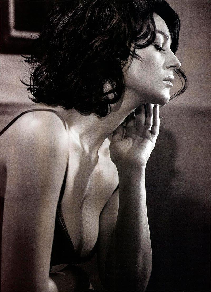 Monica Bellucci Fotos Provocativas Actriz Italiana 5