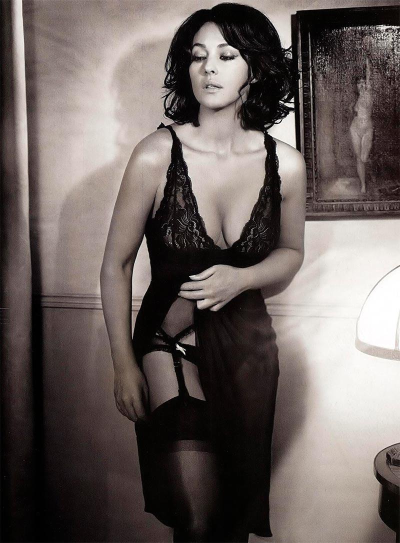 Monica Bellucci Fotos Provocativas Actriz Italiana 6