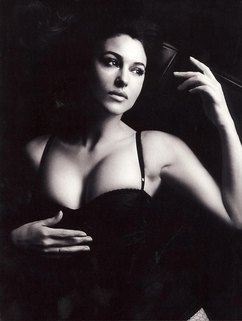Monica Bellucci Fotos Provocativas Actriz Italiana 9