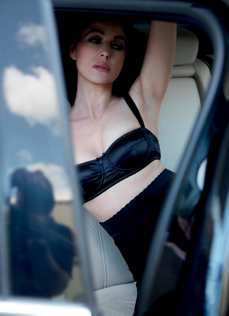 Monica Bellucci Fotos Sexys Ropa Interior 4