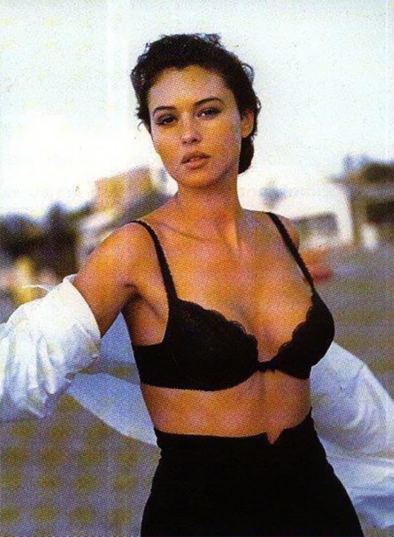 Monica Bellucci Mito Erótico Cine Italiano 4