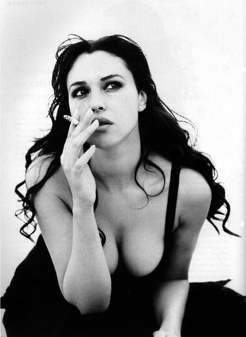 Monica Bellucci Mito Erótico Cine Italiano 5