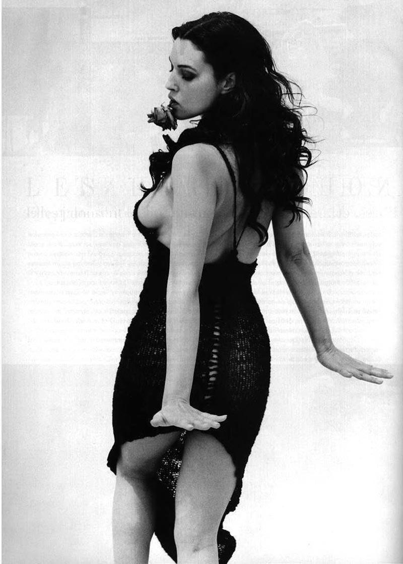 Monica Bellucci Mito Erótico Cine Italiano 6