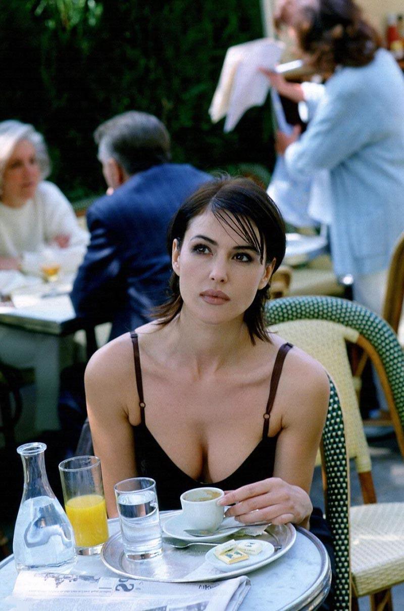 Monica Bellucci Mito Erótico Cine Italiano