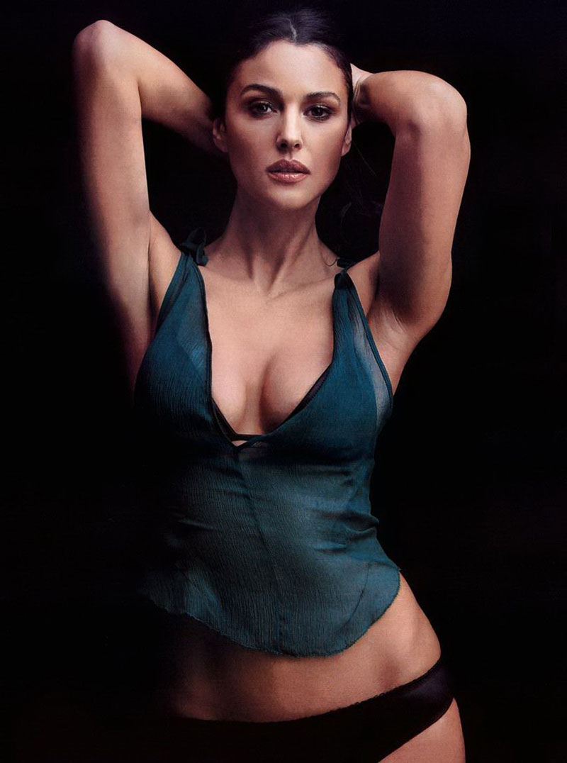Monica Bellucci Sex Symbol Italiana 3