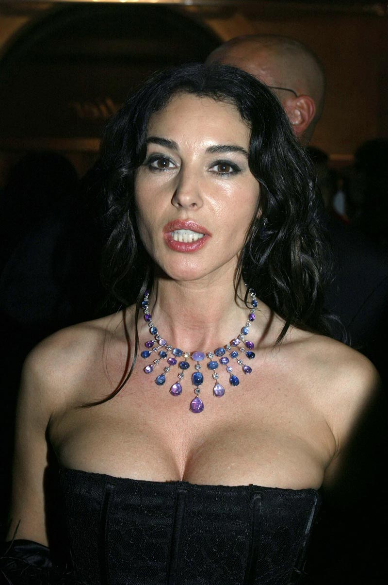 Monica Bellucci Sex Symbol Italiana 8