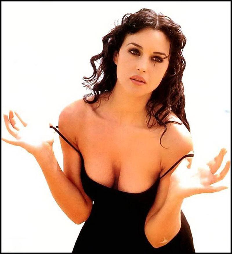 Monica Bellucci Sex Symbol Italiana
