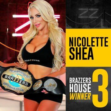 Nicolette Shea Ganadora Brazzers House 3