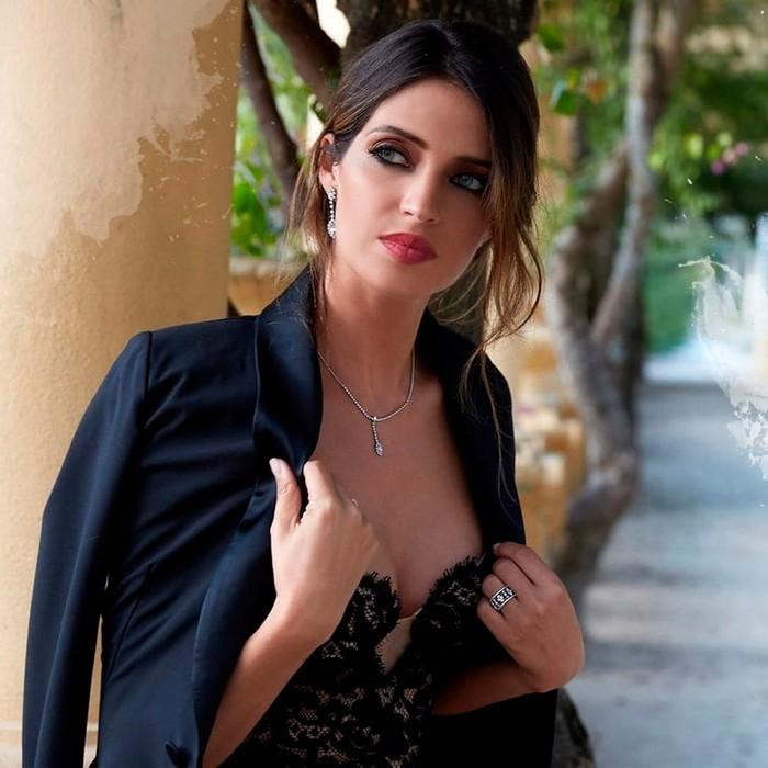 Sara Carbonero en sujetador