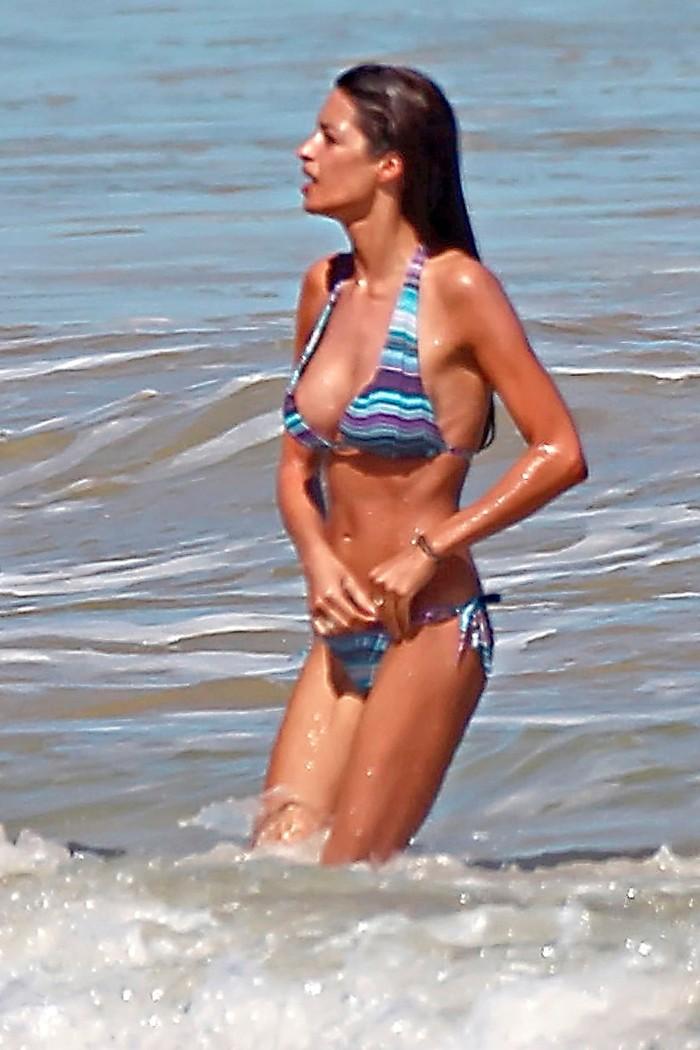 Sara Carbonero espectacular cuerpo