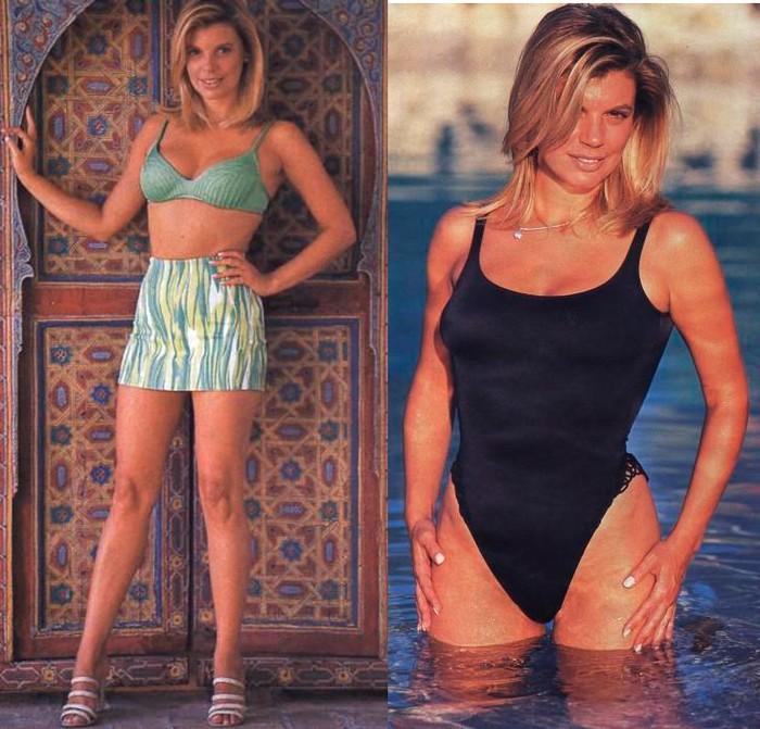 Terelu Campos espectacular cuerpo